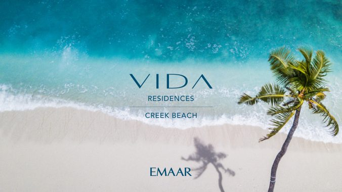 Vida Residences – Creek Beach by Emaar