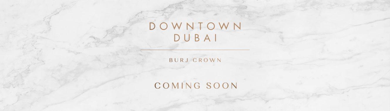 Burj Crown by Emaar
