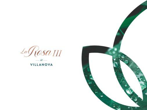 La Rosa III Townhouses at Villanova-0001